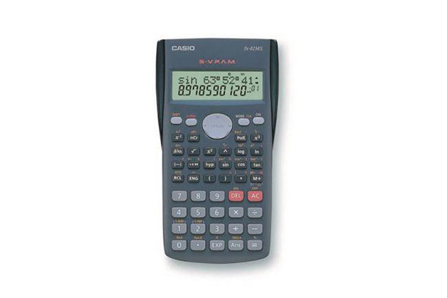 Calculadoras Permitidas en Selectividad